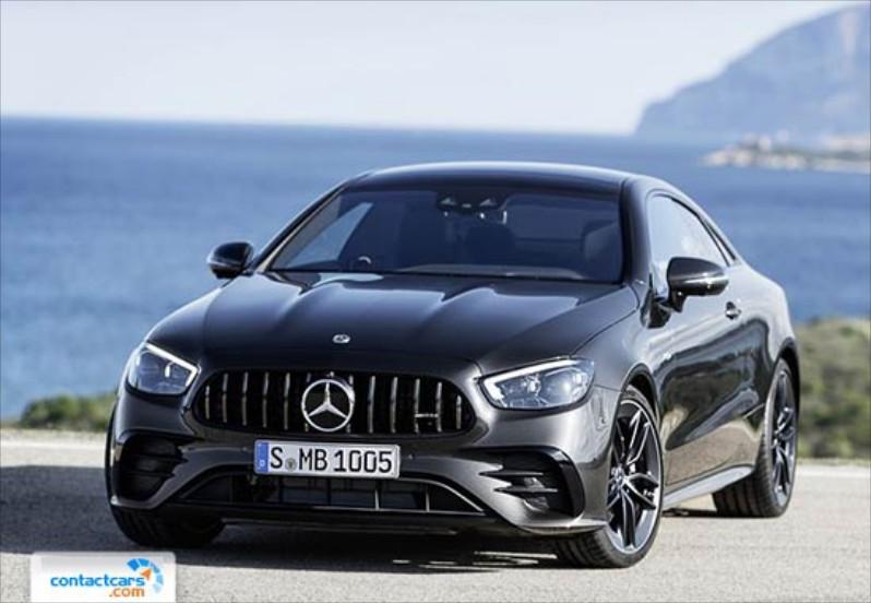 Mercedes - E53 - 2021