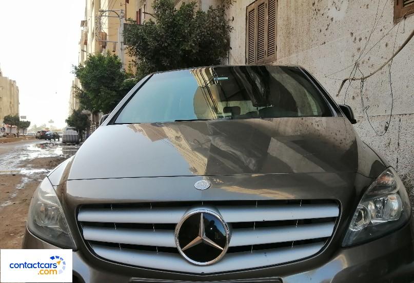 Mercedes - B 200 - 2013