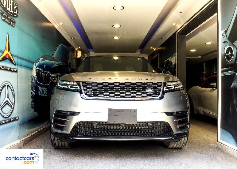Range Rover - Velar - 2018