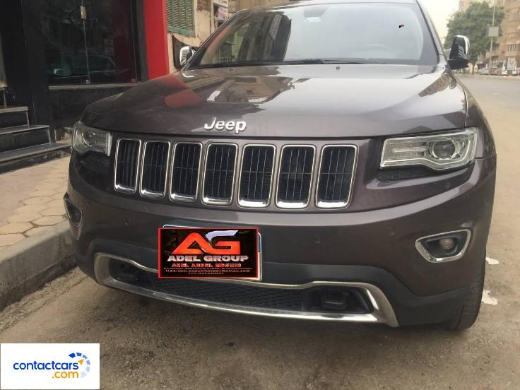 Jeep - Grand Cherokee - 2017