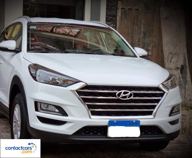 Hyundai - Tucson - 2020