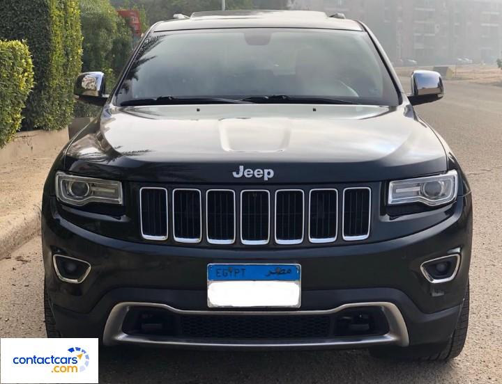 Jeep - Grand Cherokee - 2015