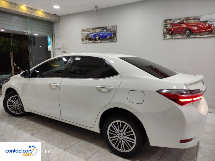Toyota - Corolla - 2019