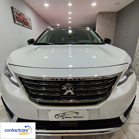 Peugeot - 5008 - 2019