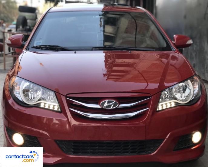 Hyundai -  Elantra HD - 2019