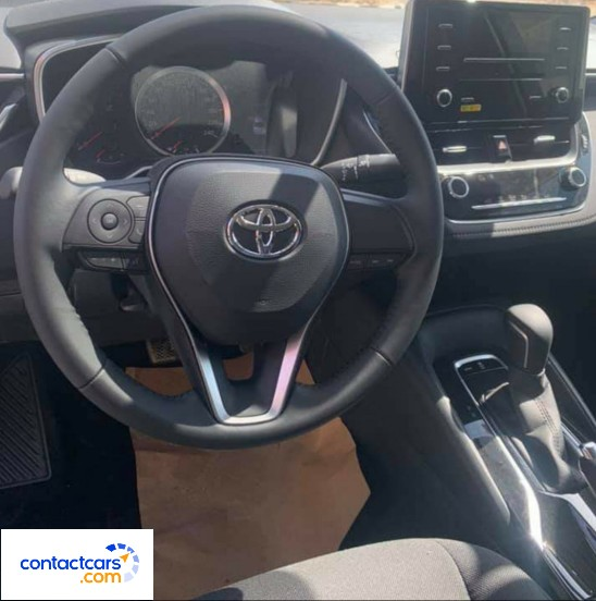 Toyota - Corolla - 2021