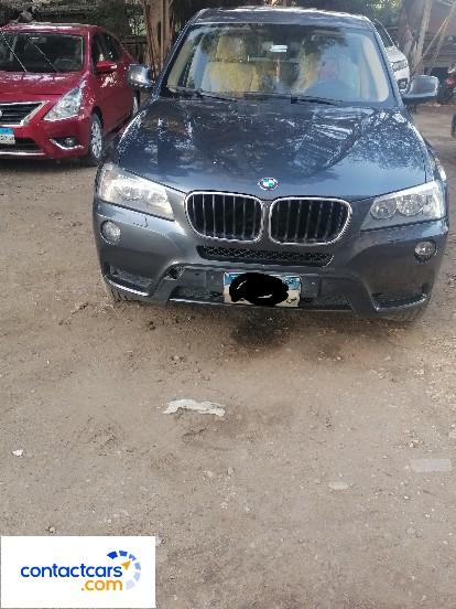 BMW - X3 - 2013