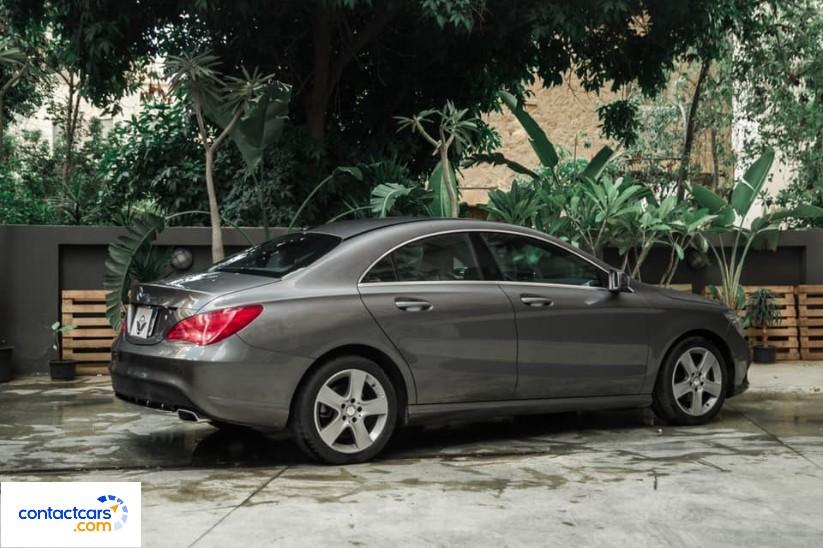 Mercedes - CLA 180 - 2016