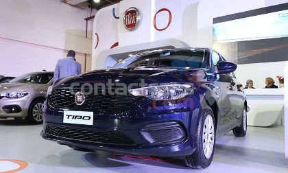 فيات تيبو الجديدة و500X في اوتوماك 2018