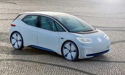 السيارات الكهربائية في معرض باريس الدولي