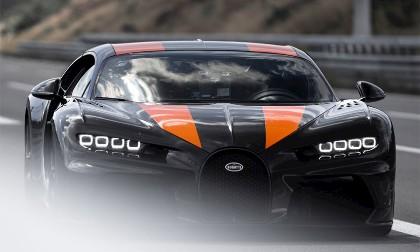بوجاتي Chiron Super Sport 300