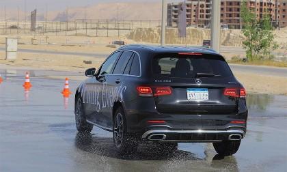 مرسيدس-بنز تنظم تجربة قيادة لعرض موديلات 2020 الجديدة