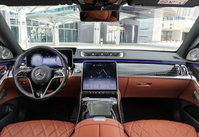 مرسيدس S-Class الجديدة