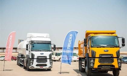 مراكز الخدمات المتكاملة لشاحنات فورد