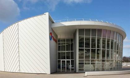 مركز ابحاث توتال