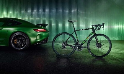 دراجة هوائية من AMG
