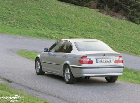 بي أم دبليو الفئة الثالثة E46 (2002 - 2005)