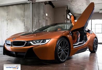 BMW i8 2020