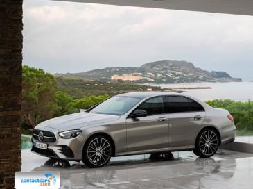 Mercedes E300 2021