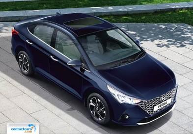 Hyundai Accent HCI 2021