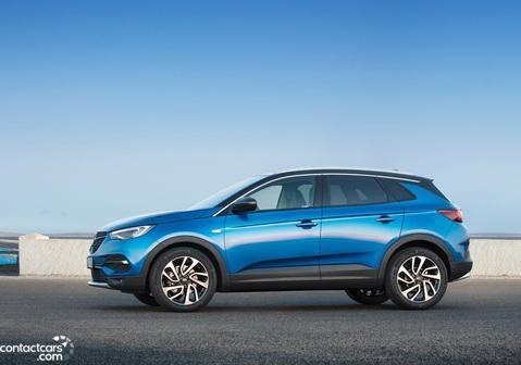Opel Grand Land 2021
