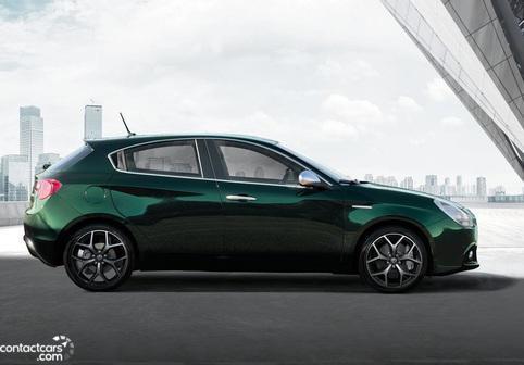Alfa Romeo Giulietta 2021