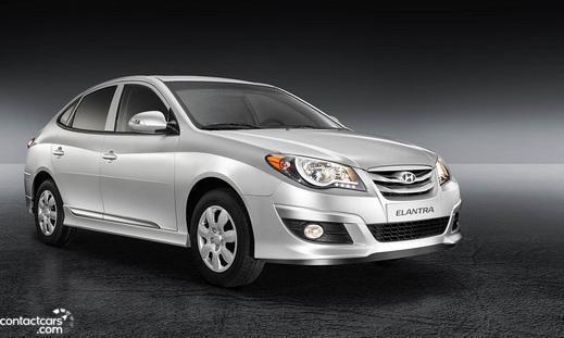 Hyundai  Elantra HD 2021