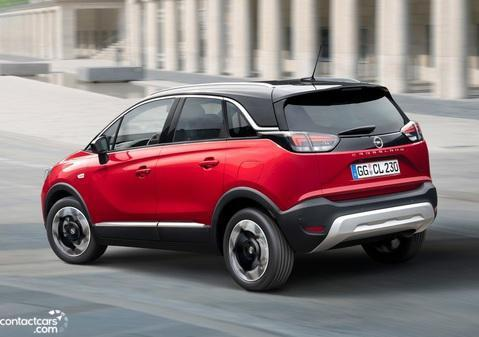 Opel Cross Land 2021