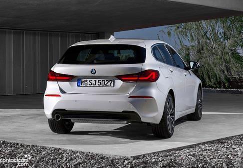 BMW 118i 2021