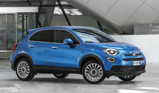 Fiat 500X 2021