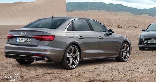 Audi A4 2022