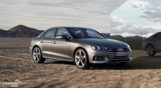 Audi A4 2021