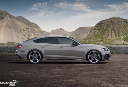 Audi A5 2022