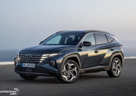 Hyundai Tucson NX4e  2021