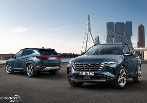 Hyundai Tucson NX4e  2022