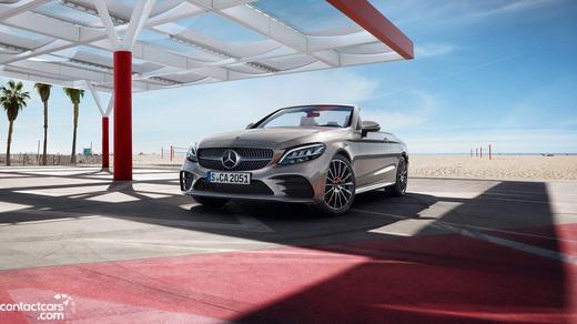 Mercedes C300 2021