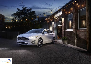 Ford Fusion 2021