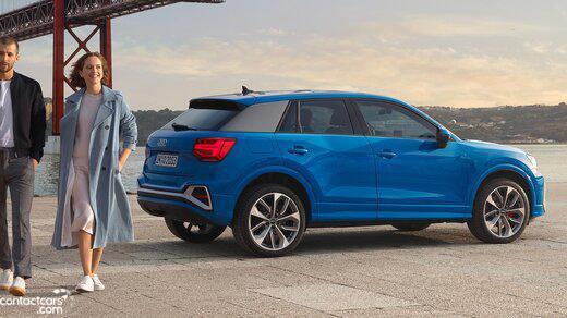 Audi Q2 2022