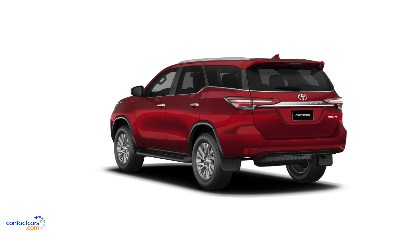 Toyota Fortuner 2022