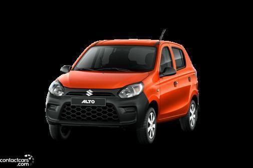 Suzuki Alto 2021