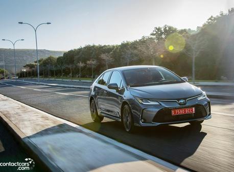 Toyota Corolla 2022