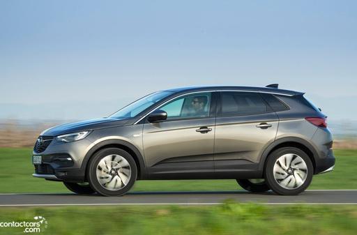 Opel Grand Land 2022