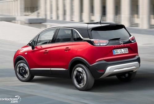 Opel Cross Land 2022