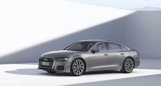 Audi A6 2022