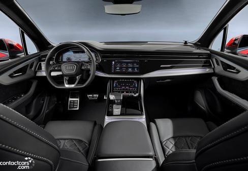 Audi Q7 2022