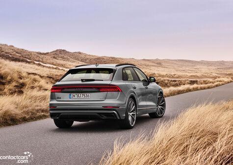 Audi Q8 2022