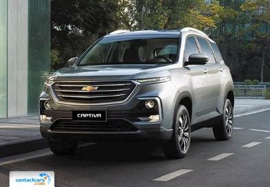 Chevrolet Captiva 2021