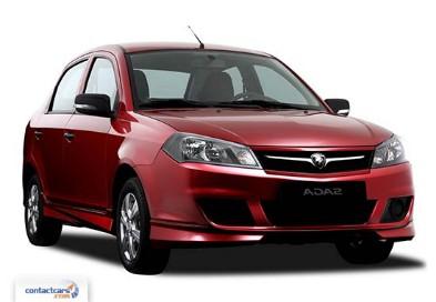 Proton Saga 2021