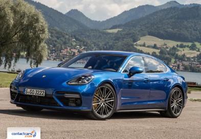 Porsche Panamera 4S 2021