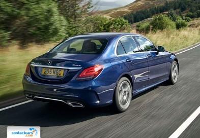Mercedes C200 2020
